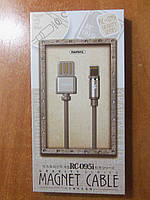 Магнітний кабель Remax rc-095i Lightning