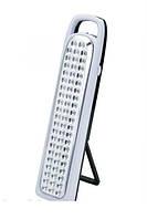 Светильник светодиодный Yajia YJ-6825 63 LED со встроенным аккумулятором