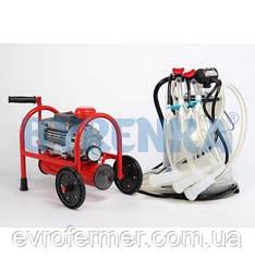 Доильный аппарат для коз и овец Белка-2 Мини 3000