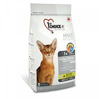 Корм для кошек страдающих аллергией 1st Choice Adult Hypoallergenic