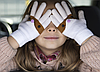 Перчатки глазки. Девочка, мальчик. Размер S на 3-5 лет , М на 5-8 лет. Завоз от 22.11.18