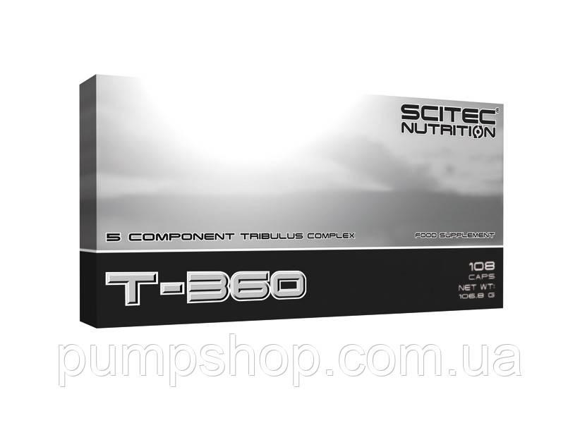 Бустер тестостерона Scitec Nutrition T-360 108 капс.