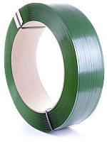 Зелёная лента упаковочная