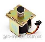 Клапан электромагнитный газового блока китайских газовых колонок (соленоид)