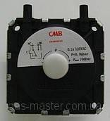 Прессостат (дифференциальное реле давления дыма) P 0,9 mbar, max 10 mbar