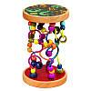 Деревянная игрушка Разноцветный Лабиринт Battat BX1155