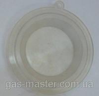 Мембрана водяного узла газовых колнок Neva Lux (диаметр 77мм) (силикон)