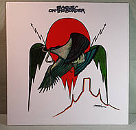 CD диск Eagles - On The Border