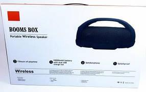 Портативная Bluetooth колонка реплика JBL BoomBox(реплека), фото 3