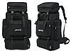 Тактический (туристический) рюкзак  на 70 литров Coyote (ta70 черный)