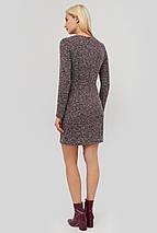 Короткое твидовое платье приталенного кроя (Etien crd), фото 3