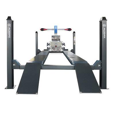 Подъемники и оборудование для «развал-схождение»