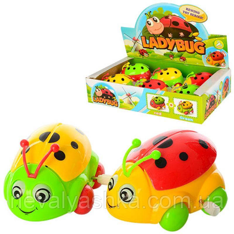 Заводная игрушка Игра Божья коровка заводна іграшка, 9988-C, 009520