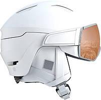 Горнолыжный шлем с визором Salomon Mirage S (MD) M (56-59)