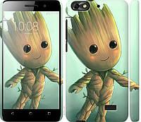 "Чехол на Huawei Honor 4C Малыш Грут. Стражи галактики 2 ""4025c-183-10354"""