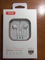 Наушники Гарнитура S31 EarPods XO