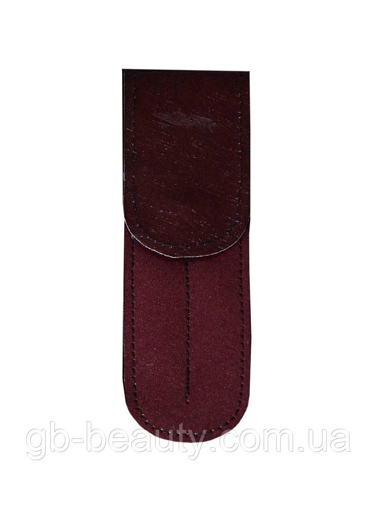 Чехол GM на 2 пинцета с магнитной кнопкой, (бордо)
