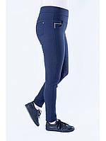 Практичная модель  джинсовых лосины  48-52, фото 1
