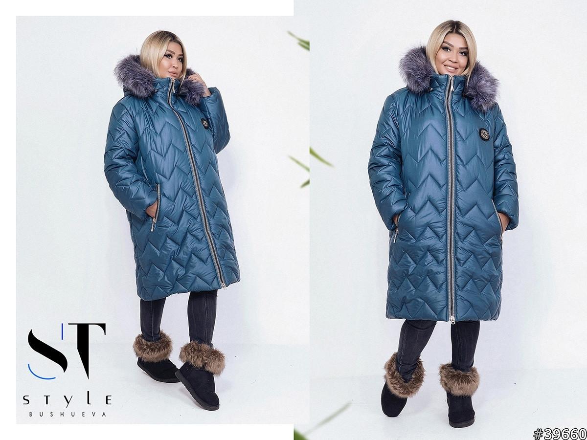 Пальто жіноче 807/1чп батал