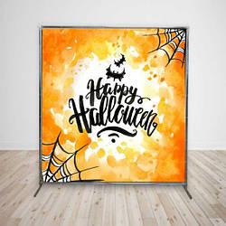 Баннер на Хеллоуин паутинка  2х2 м