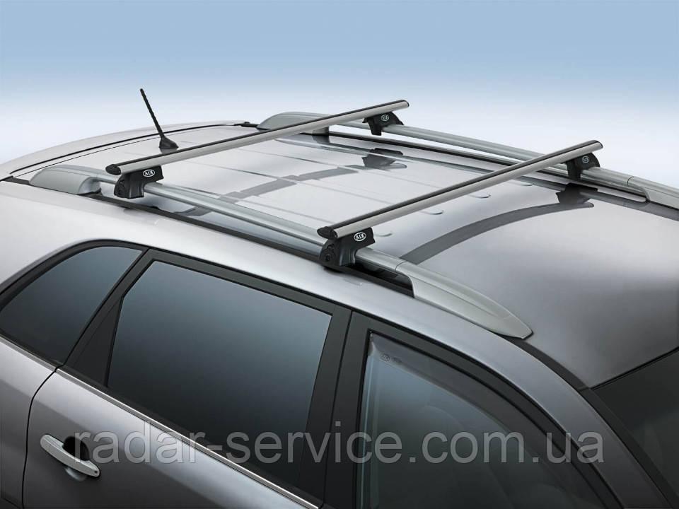 Багажник алюминиевый на крышу, KIA Stonic 2017-, e83004d050