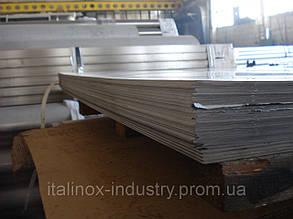 Нержавейка кислотостойкая AISI 316L 3,0 Х 1000 Х 2000