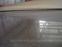 Матовый нержавеющий лист AISI 316L 3,0 Х 1250 Х 2500