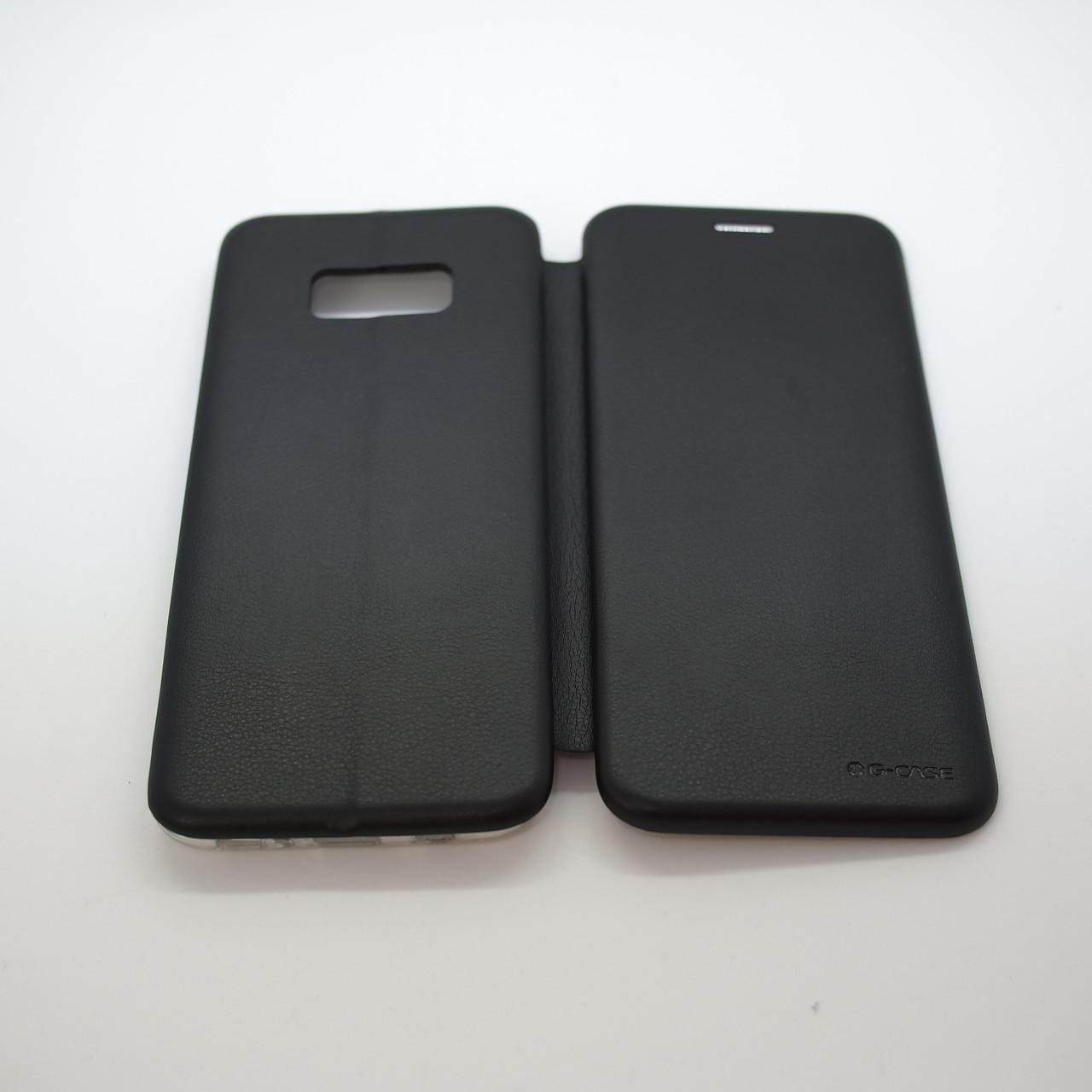 Чехол G-Case Samsung S8 Plus G955 black Galaxy Для телефона Черный