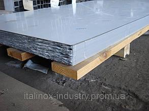 Холоднокатанный нержавеющий лист AISI 316L 3,0 Х 1500 Х 3000