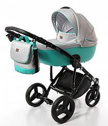 Детская универсальная коляска 2 в 1 Broco Porto 02