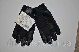 Перчатки утепленные Ultralite Multi Sport ,(M-XL) черные (кожа+текстиль), фото 3