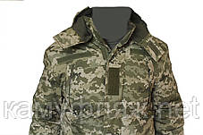 Зимний костюм камуфляжный пиксель ЗСУ, фото 2
