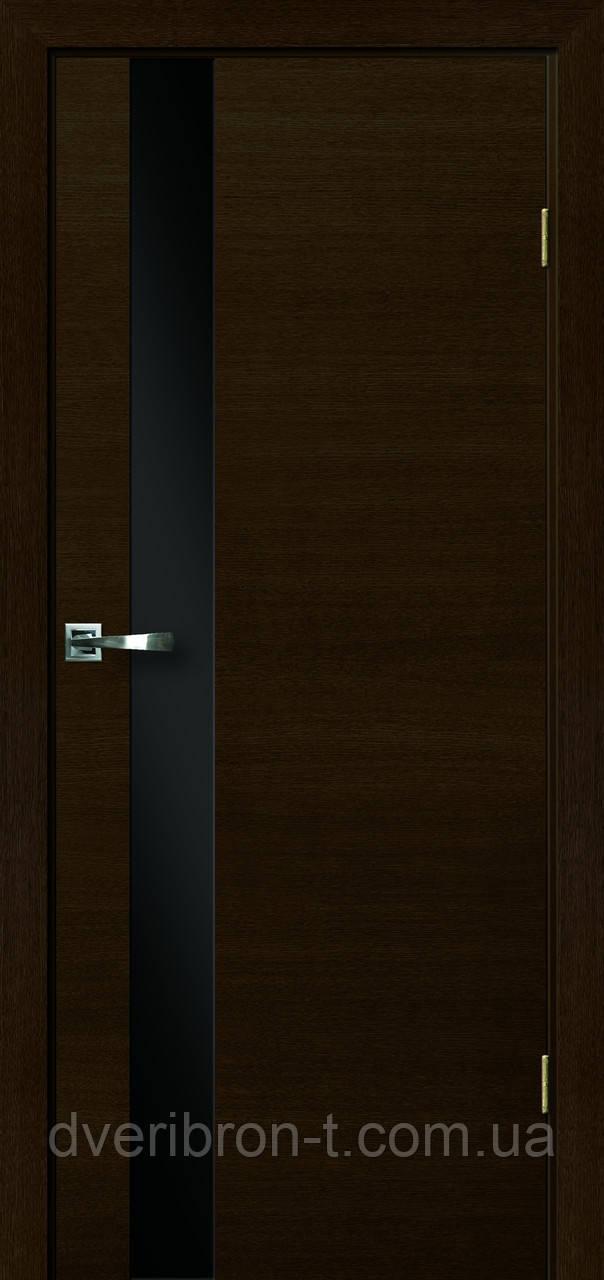 Двери Брама 39.1 шпон орех американский