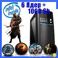 Игровой компьютер PowerOn 3312 i5 8600k 1060