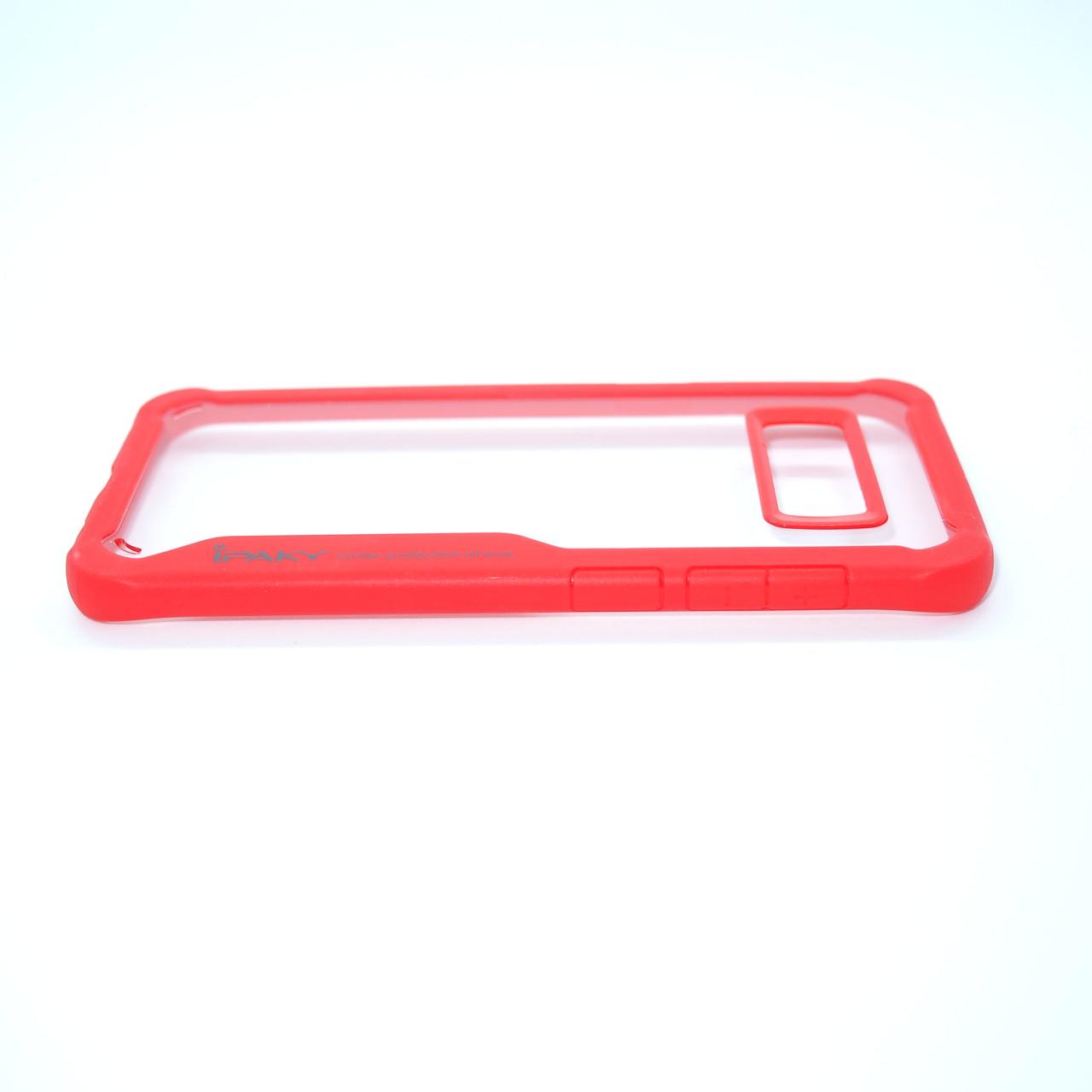 Чехлы для Samsung Galaxy S8 iPaky Survival G950 red