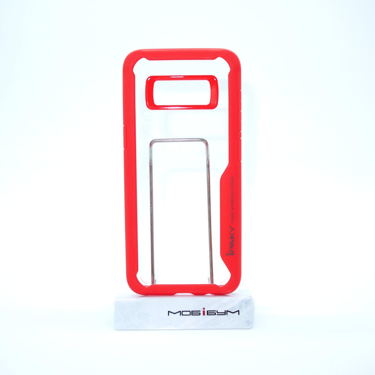 Чехол iPaky Survival Samsung Galaxy S8 G950 red Для телефона