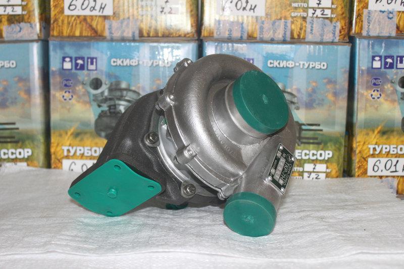 Турбокомпресор, турбіна ТКР 7Н2А МТЗ -100 / ЗІЛ 4331