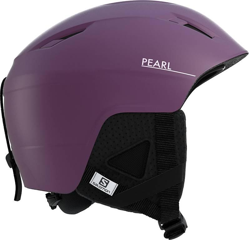 Горнолыжный шлем женский Salomon Pearl+, М(56-59) (MD)