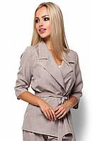 S, M, L / Молодежный классический пиджак Matias, бежевый M