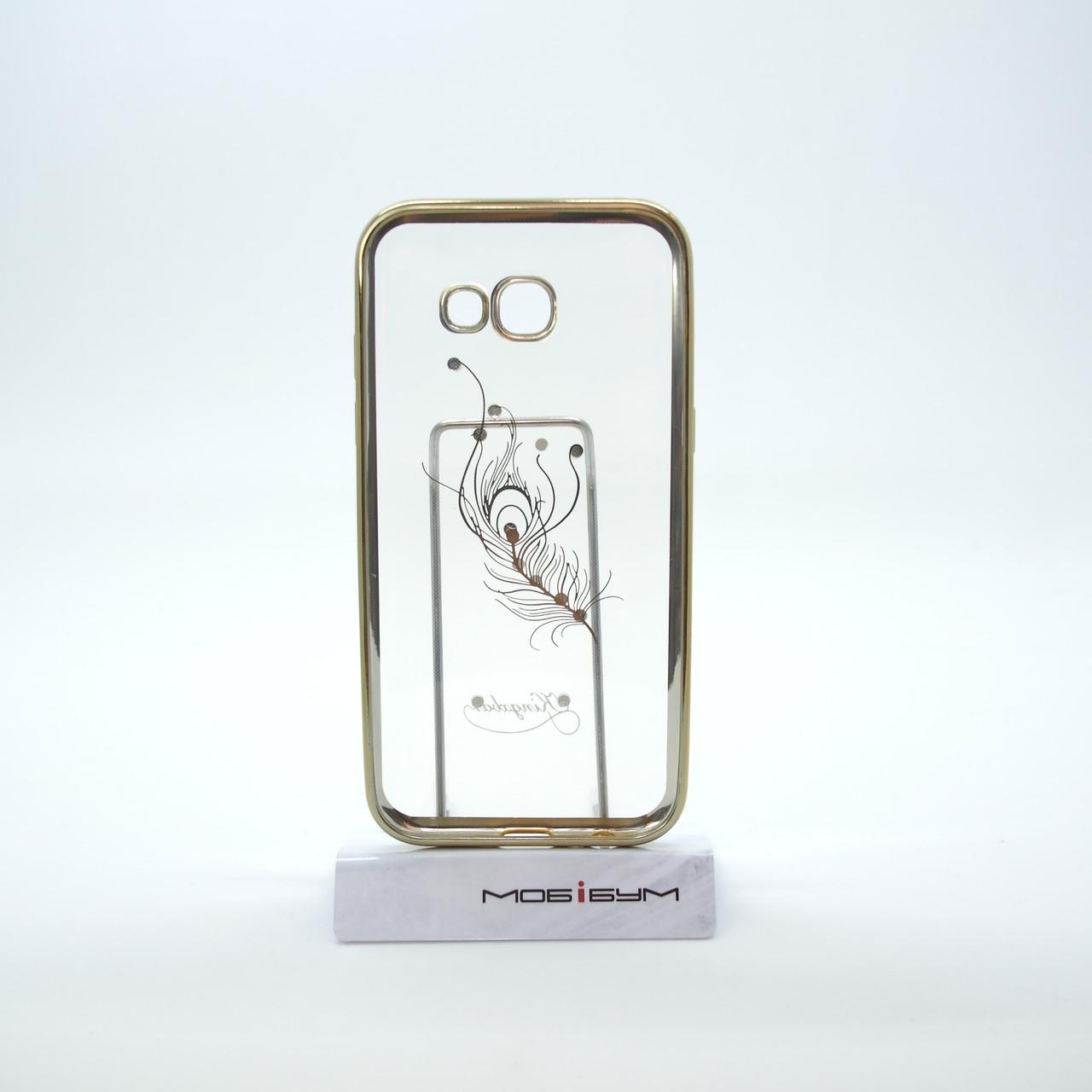 Чехлы для Galaxy A Series (остальные модели) Beckberg Breathe Samsung A520