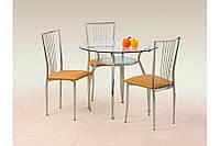 Стеклянный стол Halmar Adam
