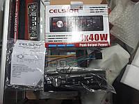 Автомагнитола Celsior CSW-102G бездисковый проигрыватель MP3, USB/SD/MMC, FM