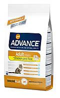 Advance Cat Chiсken & Rice корм для кошек с курицей и рисом