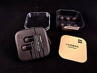 Оригинальная гарнитура (наушники) Xiaomi Huosai v2 (Piston Silvery)  вакуумные черные