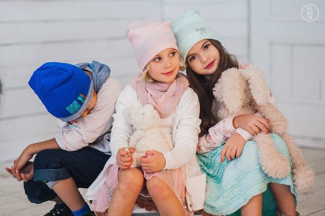 Новая коллекция шапочек Весна 2015!