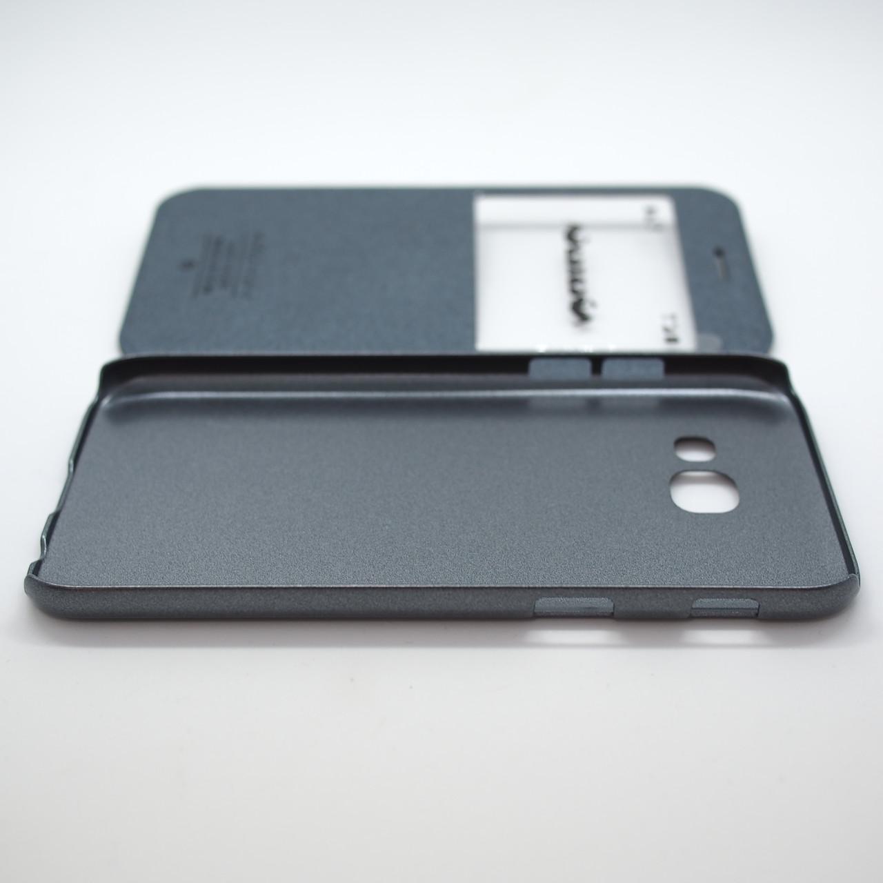 Чехол Nillkin Sparkle Samsung Galaxy A520 black