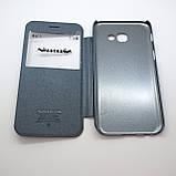 Чехол Nillkin Sparkle Samsung Galaxy A520 black, фото 5