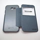 Чехол Nillkin Sparkle Samsung Galaxy A520 black, фото 3