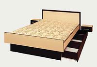 Кровать двухспальная Комфорт