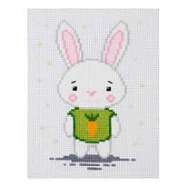 Набор для вышивания нитками мулине, картина Заяц, ВДВ, М-0229, 021328